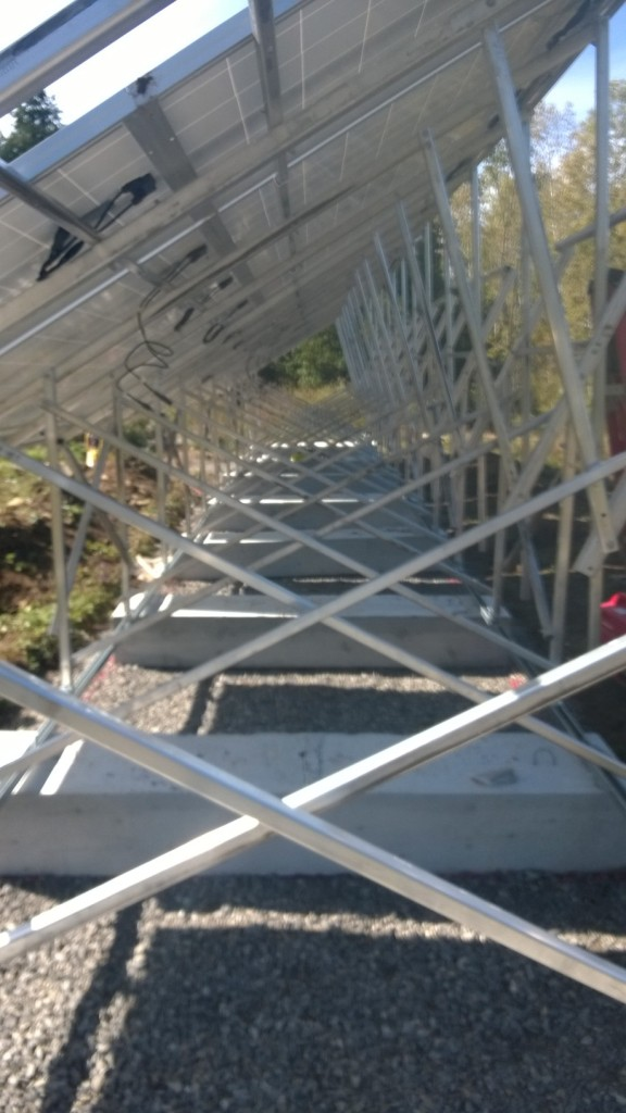 FabRack solar racks